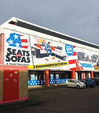 Seats and Sofas Capelle a/d IJssel