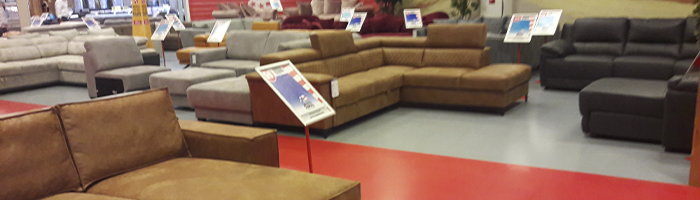 Seats and Sofas winkel Sliedrecht