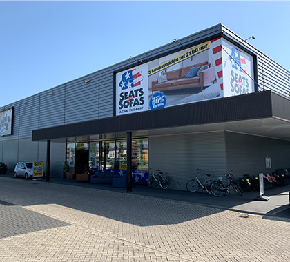 Seats and Sofas Uden