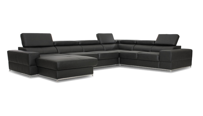 hoekbank en bankstel dior seats and sofas zitmeubelen. Black Bedroom Furniture Sets. Home Design Ideas