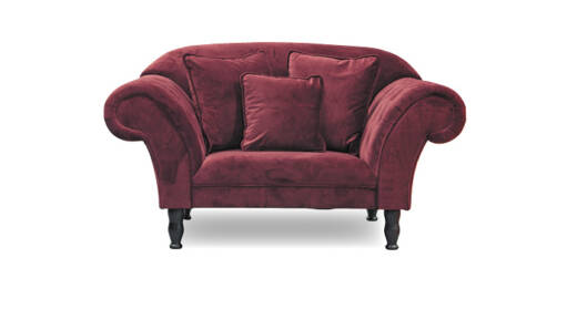 Colorado 1,5-zits Bank (Loveseat)