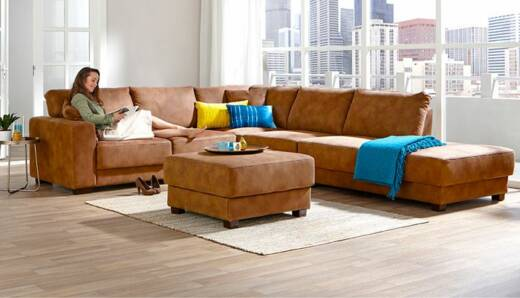 Harbour 1,5-zits Bank (Loveseat)