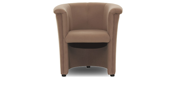 Taupe fauteuil