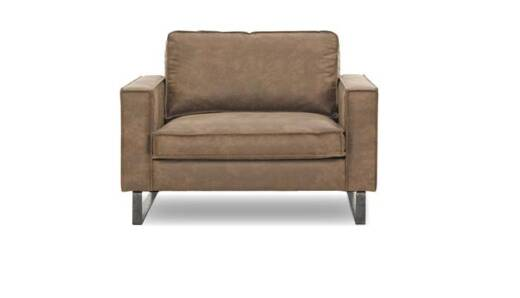 Pancho 1,5-zits Bank (Loveseat)